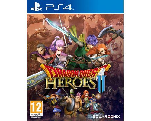 Un Jeu PS4 Dragon Quest Heroes II