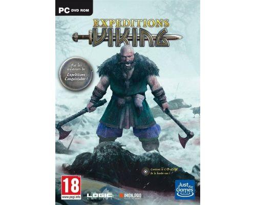 Un jeu Expedition: Vikings pour PS4