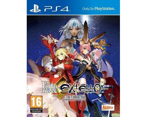 Un Jeu PS4 Fate Extella