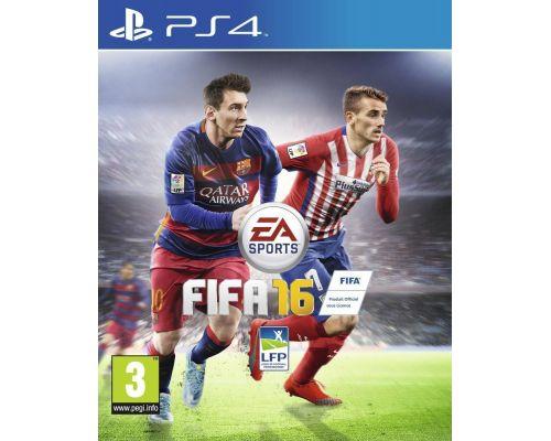 Un jeu FIFA 16 pour PS4