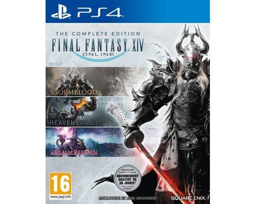 Un jeu Final Fantasy XIV: Edition Complete pour PS4