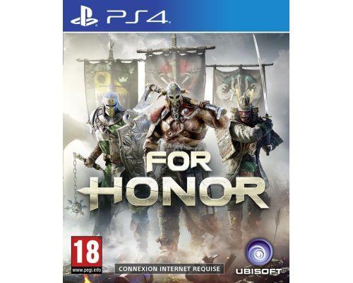 Un Jeu PS4 For Honor