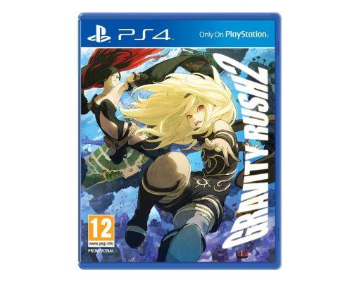 Un Jeu PS4 Gravity Rush 2