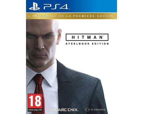 Un Jeu PS4 Hitman