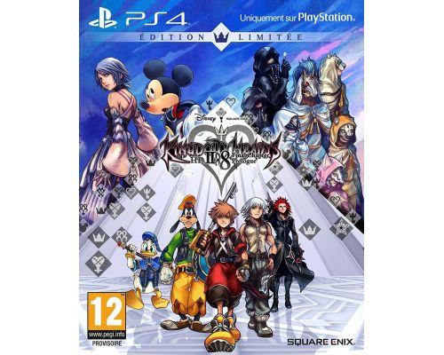 Un Jeu PS4 Kingdom Hearts 2.8 - édition limitée