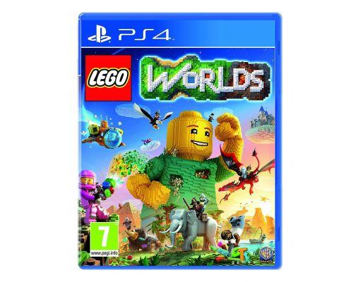 Un Jeu PS4 LEGO Worlds