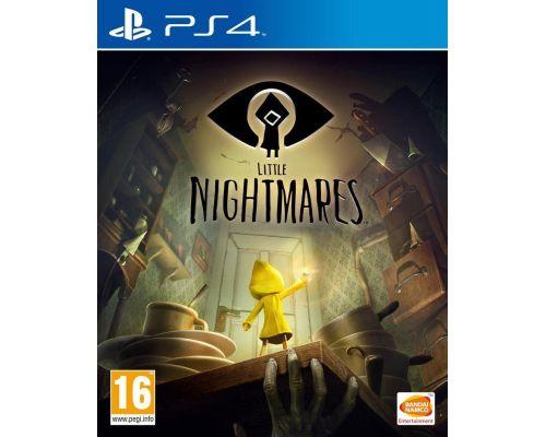 Un Jeu PS4 Little Nightmares