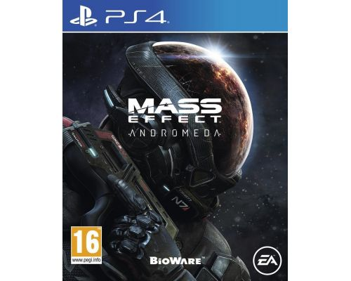 Un Jeu PS4 Mass Effect : Andromeda