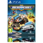 Un jeu Micro Machines: World Series pour PS4