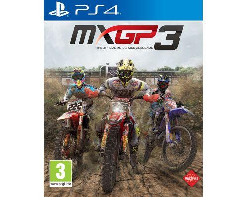 Un Jeu PS4 MXGP3