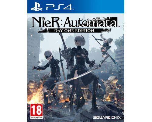 Un Jeu PS4 Nier : Automata
