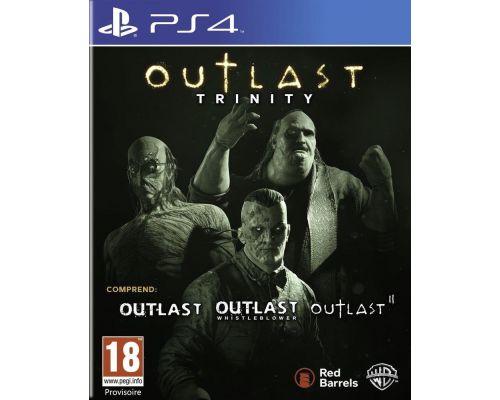 Un Jeu PS4 Outlast Trinity