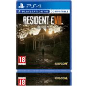 Un Jeu PS4 Resident Evil 7 : Biohazard