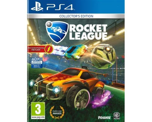 Un Jeu PS4 Rocket League