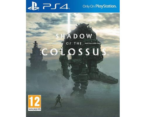 Un Jeu PS4 Shadow of the Colossus