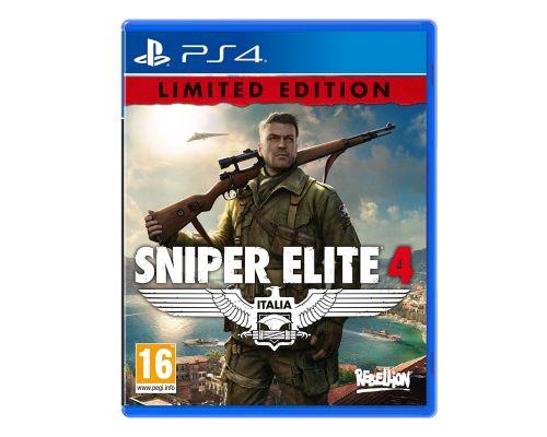Un Jeu PS4 Sniper Elite 4