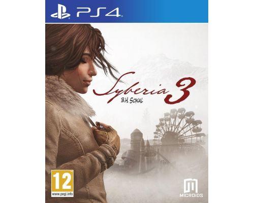 Un Jeu PS4 Syberia 3
