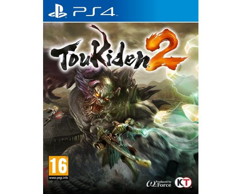 Un Jeu PS4 Toukiden 2