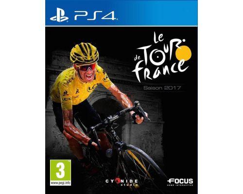 Un Jeu Tour de France 2017 pour Jeu PS4