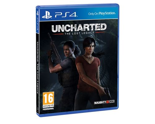 Un Jeu PS4 Uncharted : The Lost Legacy