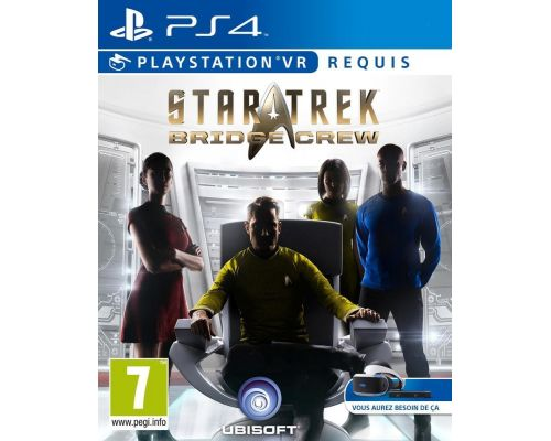 Un jeu Star Trek Bridge Crew PlaystationVR