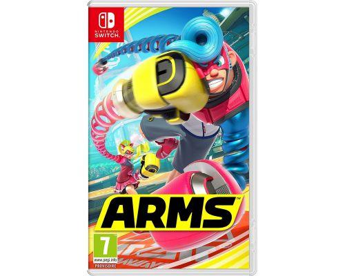 Un jeu  Arms pour Switch