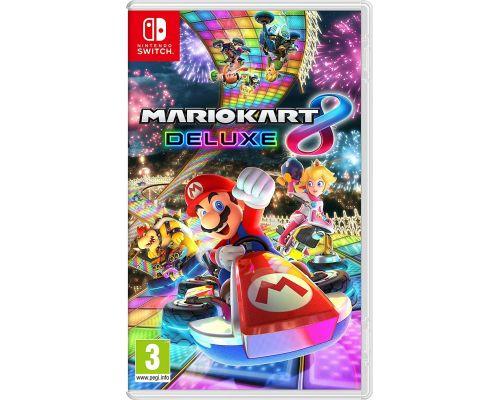 Un Jeu Switch Mario Kart 8 Deluxe