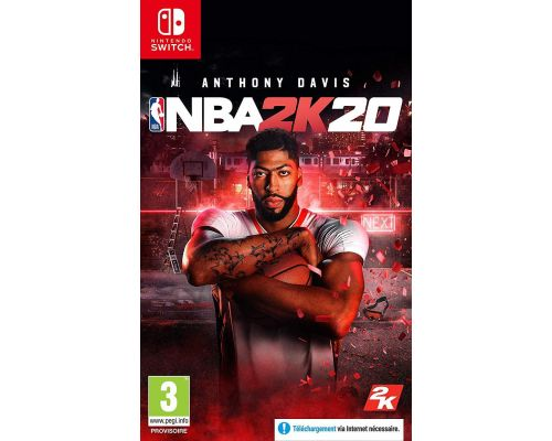 Un Jeu Switch NBA 2K20