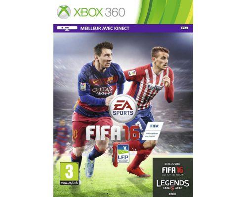 Un jeu FIFA 16 pour Xbox360