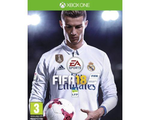 Un jeu FIFA 18 pour Xbox One