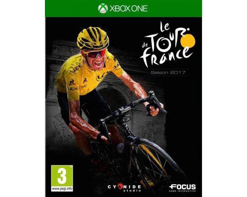 Un Jeu Tour de France 2017 pour Xbox One
