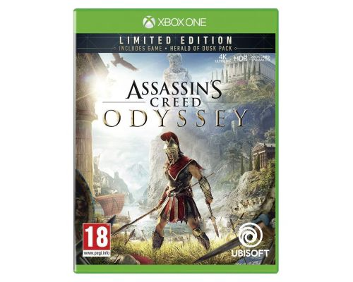 un Jeu Xbox one Assassin's Creed Odyssey