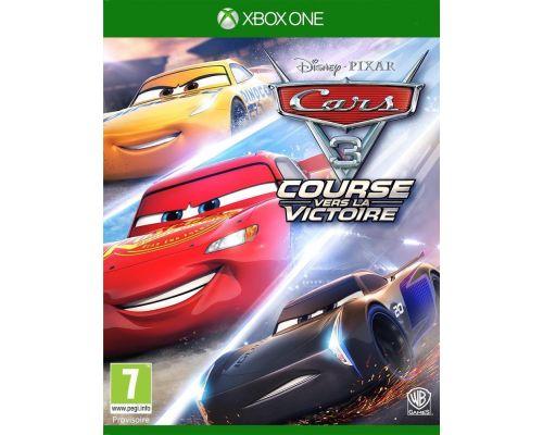 Un Jeu Xbox One Cars 3 Course Vers La Victoire