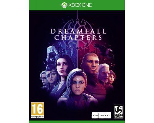 Un jeu Dreamfall Chapters pour Xbox One