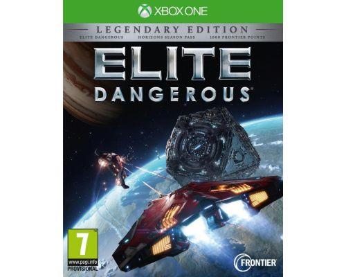 Un jeu Elite: Dangerous  pour Xbox One
