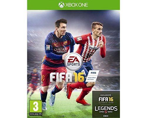 Un jeu FIFA 16 pour Xbox One