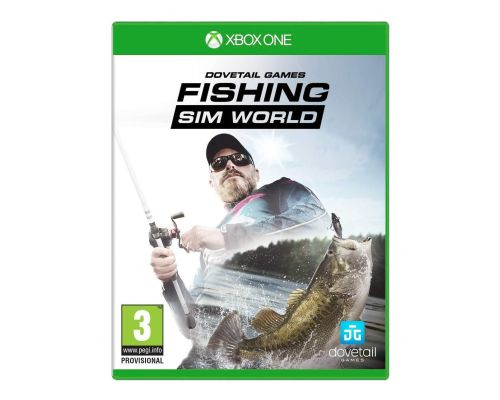 Un Jeu XBox One Fishing Sim World