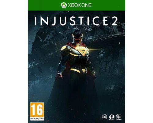 Un jeu Injustice 2 pour Xbox One