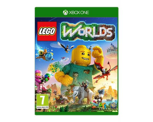 Un Jeu XBOX ONE LEGO Worlds