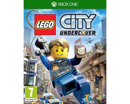 Un Jeu XBOX ONE Lego City: Undercover