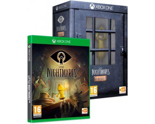 Un jeu Little Nightmares: Six Edition pour Xbox One