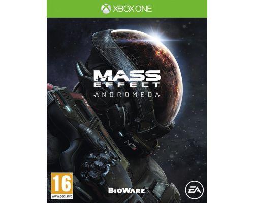 Un Jeu XBOX ONE Mass Effect Andromeda