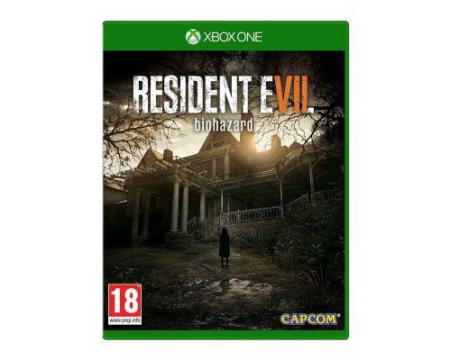 Un Jeu Xbox ONE Resident Evil 7 : Biohazard