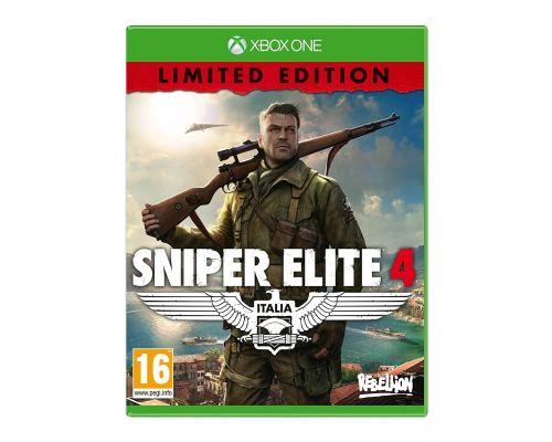 Un Jeu XBOX ONE Sniper Elite 4