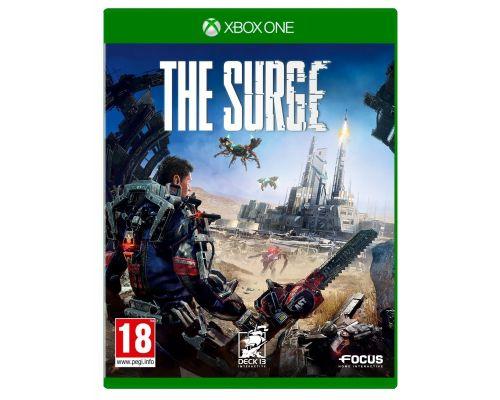 Un jeu The Surge pour Xbox One
