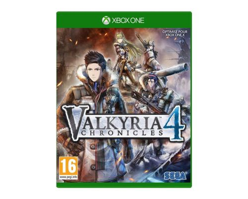 Un Jeu Xbox one Valkyria Chronicles 4