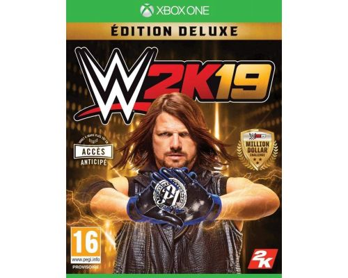 Un Jeu Xbox One WWE 2K19