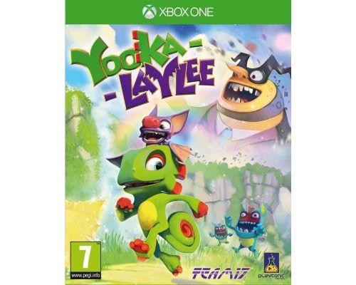 Un Jeu XBOX ONE Yooka-Laylee
