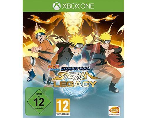 Un Jeu XBox One Naruto Shippuden Ultimate Ninja Storm Legacy