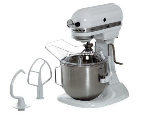 Un Kitchenaid 5KPM5EWH Robot PRO K5 blanc